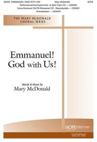 Mary McDonald: Emmanuel! God with Us