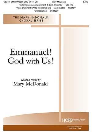 Mary McDonald: Emmanuel! God with Us Product Image