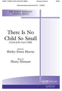 Shirley Erena Murray_Henry Hinnant: There Is No Small Child