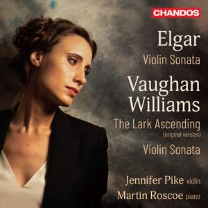 Elgar & Vaughan Williams: Works for Violin & Piano