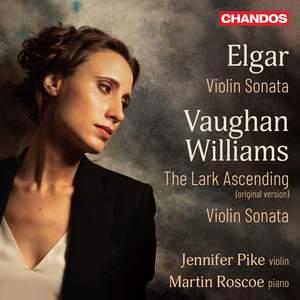 Elgar & Vaughan Williams: Works for Violin & Piano Product Image