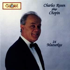 Charles Rosen Plays Chopin – 24 Mazurkas
