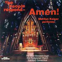 The People Respond Amen!