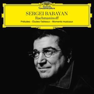 Sergei Babayan - Rachmaninoff Product Image
