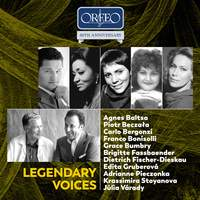 Legendary Voices: Orfeo 40th Anniversary Edition