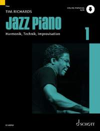 Jazz Piano 1 (German Edition)   Vol. 1