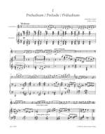 Hertl, František: Four Pieces for Double Bass and Piano Product Image