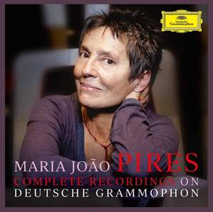 Maria João Pires - Complete Recordings On Deutsche Grammophon Product Image