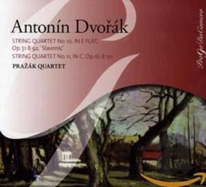 Dvorak: String Quartets Nos. 10 & 11