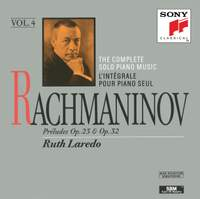 Rachmaninov: Preludes, Op. 23 & Op. 32