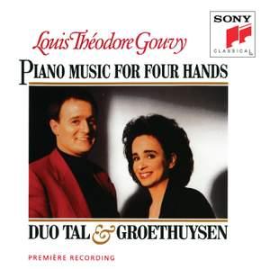 Gouvy: Piano Music for Four Hands