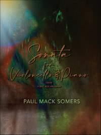 Somers, P: Sonata for Violoncello & Piano