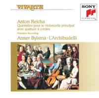 Reicha: Quintets for Solo Cello & String Quartet