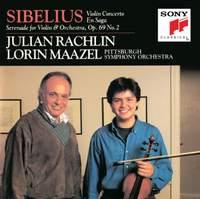 Sibelius: Violin Concerto & En Saga