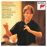 Stravinsky: Petrushka (1947 version) & Orpheus