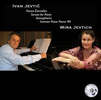Piano Pieces By Ivan Jevtic