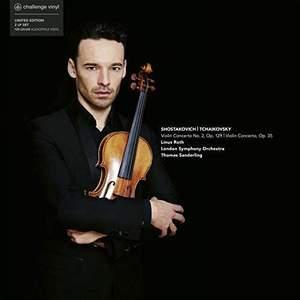Shostakovich, Tchaikovsky: Violin Concertos