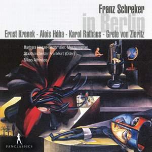 Schreker, Rathaus, Krenek & Others: Works Product Image