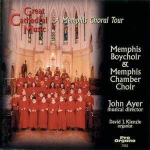 Great Cathedral Music: A Memphis Choral Tour