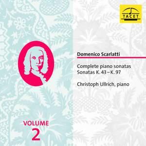 Scarlatti: Complete Piano Sonatas, Vol. 2