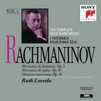 Rachmaninov: Morceaux de Fantaisie, Morceaux de Salon, Moments Musicaux