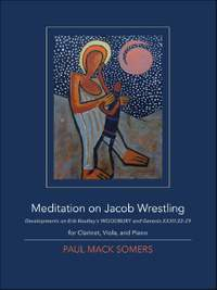 Somers, P: Meditation on Jacob Wrestling