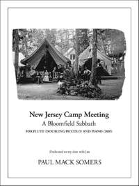 Somers, P: New Jersey Campmeeting: A Bloomfield Sabbath