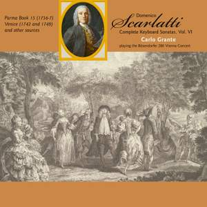 Scarlatti: The Complete Keyboard Sonatas, Vol. 6