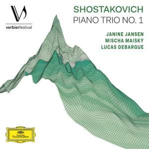 Shostakovich: Piano Trio No. 1, Op. 8