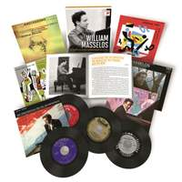 William Masselos - The Complete RCA and Columbia Album Collection