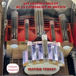 Les grands orgues de la cathédrale de Monaco