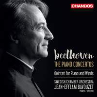 Beethoven: Piano Concertos & Quintet for Piano and Winds