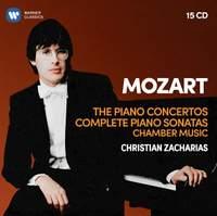 Christian Zacharias plays Mozart