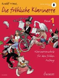 Mauz, R: Die fröhliche Klarinette Band 1