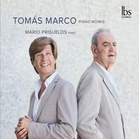 Tomás Marco: Piano Works