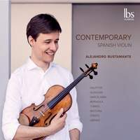Contemporary Spanish Violin
