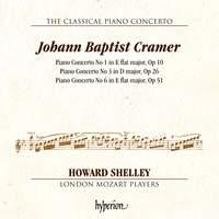 Cramer: Piano Concertos Nos 1, 3 & 6
