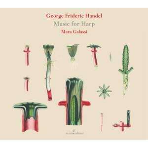George Frideric Handel: Music For Harp