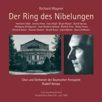 Wagner: Der Ring Des Nibelungen (live 1960)