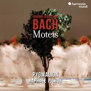 JS Bach: Motets Product Image