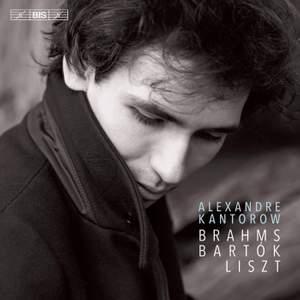 Brahms, Bartók, Liszt Product Image