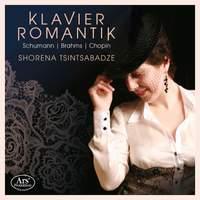 Piano Works: Schumann, Brahms & Chopin