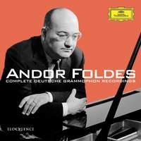 Andor Foldes: Complete Deutsche Grammophon Recordings