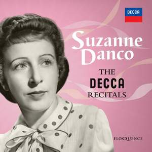 Suzanne Danco - the Decca Recitals