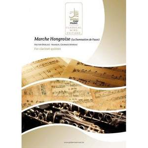 Hector Berlioz: Marche Hongroise Product Image