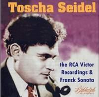 Toscha Seidel: Victor & Brunswick highlights