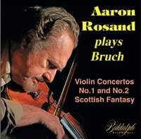 Aaron Rosand plays Max Bruch