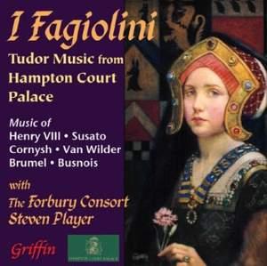 I Fagiolini: Tudor Music from Hampton Court Palace