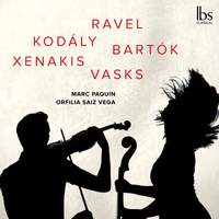Xenakis, Kodály & Others: Duos for Violin & Cello