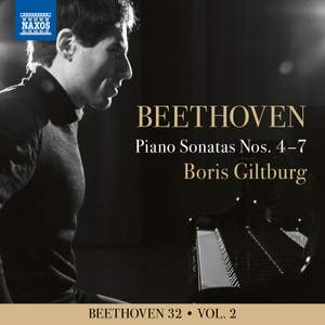 Beethoven 32, Vol. 2: Piano Sonatas Nos. 4-7 Product Image